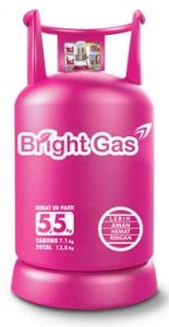 Bright Gas 5 5 Kg Sumber Bumi Pratama